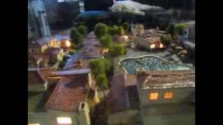 The model of the Garden of Allah hotel (part 2 of 2)
