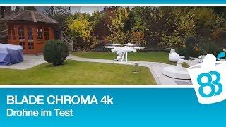 Blade Chroma 4K Kamera Drohne Von Horizon Hobby Wie Yuneec Q500