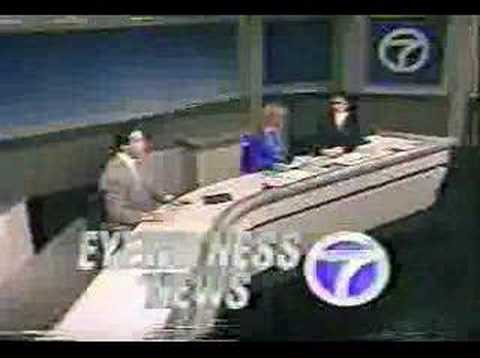 WABC-TV 1992 Noon Eyewitness News Open
