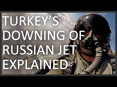 Turkey's downing of Russian warplane explained