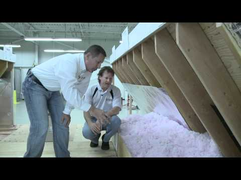 How to Insulate the Attic | Air Sealing the Attic  | Energy Saving Attic Insulation