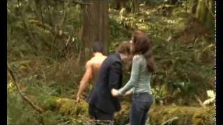 Rob screws up scene - from Becoming Jacob NM DVD.avi