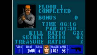 Wolfenstein 3D: Spear of Destiny - Real Person Reviews