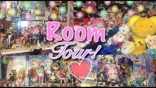 LadyMeilin's Anime & Halloween ROOM TOUR!