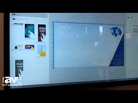InfoComm 2014: Visix Demonstrates its new AxisTV Design Tool