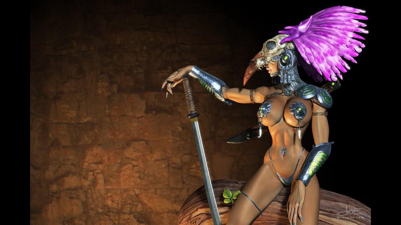Quake 3 porno sexy image