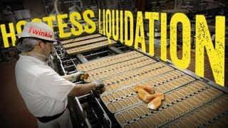 Hostess Bankrupt - No More Twinkies?!