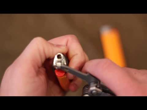 How to Remove the Child Safety from a BIC Lighter- Black Scout Tutorials