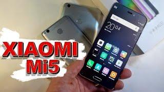 Xiaomi Mi5. Распаковка- Сравнение- Обзор.(vs.Mi Max, Redmi3 Pro)