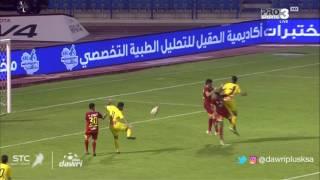 هدف التعاون الأول ضد القادسية (صقر عطيف) في الجولة 7 من دوري جميل