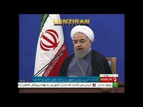 Hassan Rouhani : There is no ban from national security  imposed on ex president Khatami