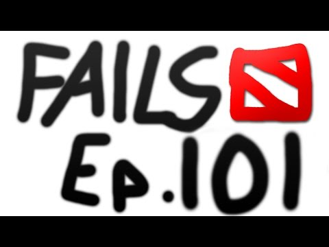 Dota 2 Fails of the Week  Ep 101