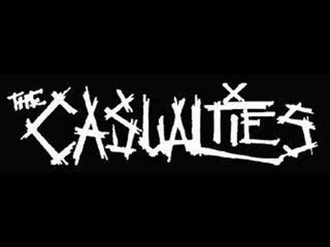The Casualties - Guerra y Odio Music Videos