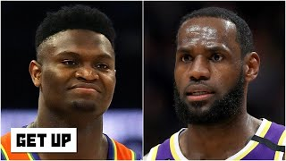 Bold Western Conference predictions: Lakers, Clippers won't make WCF, Zion wins ROY | Get Up