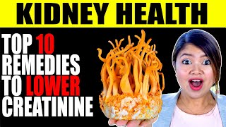 Lower Creatinine Fast: Top 10 Healing Home Remedies to Repair Your Kidneys