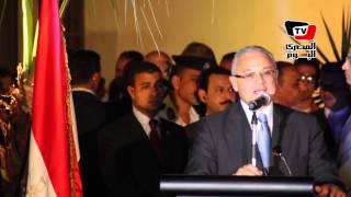 كلمة وزير السياحة بالمتحف القبطي في مناسبة إحياء مسار العائلة المقدسة
