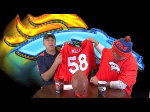 Denver Broncos Destroy Oakland Raiders 37 6