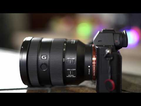 Sony 24-105mm  f4.0 Lens Review