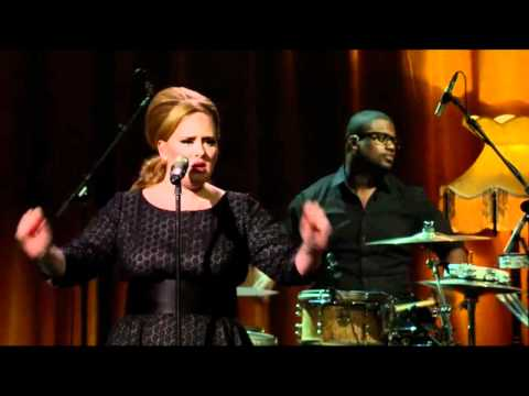 Adele - Set Fire To The Rain (Live) Itunes Festival HD Music Videos