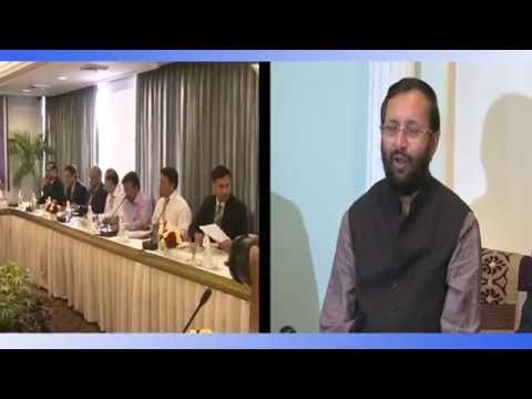 Mr  Todd Stern, US Spl  Envoy for Climate Change meets Shri Prakash Javadekar (Hindi)