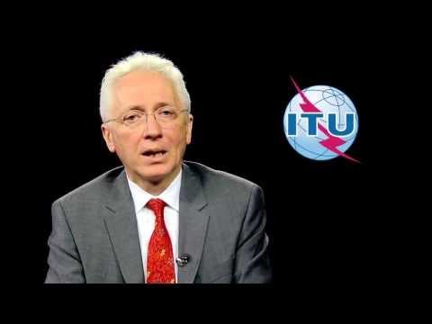 François Rancy, Director of ITU's Radiocommunication Bureau www.itu.int/ITU-R