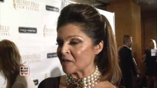 Sonia Nassery Cole Interview at Beverly Hills Film Festival 2012