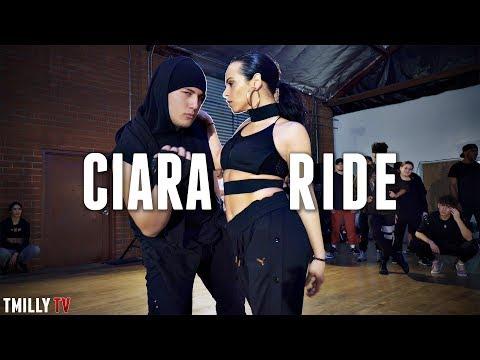 Ciara - Ride - Choreography by Jojo Gomez - Filmed by Tim Milgram #TMillyTV