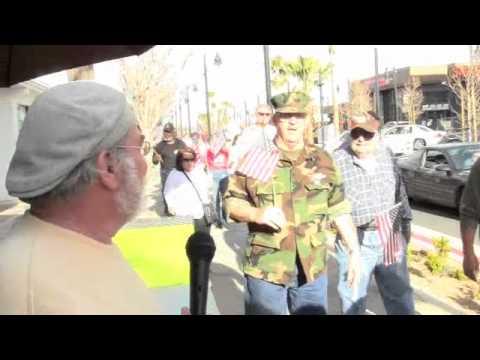 Lancaster Blvd Welcomes Vietnam Veterans