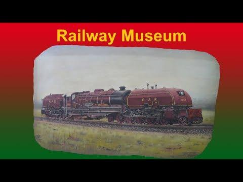 Kenia Info: Nairobi Railway Museum