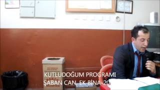 ŞABAN CAN-EK BİNA