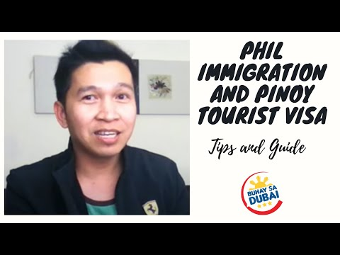 OFW || Bureau of Immigration vs Pinoy Tourist Workers - vlog