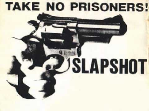 Slapshot - In Your Face