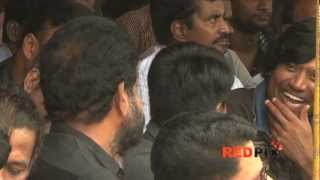 3 - Sri Lankan Tamil Issue - Tamil movie director's protest - S.J.Surya making fun [RED PIX]