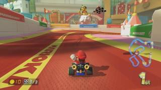 Mario Kart 8 Bell Cup 150cc