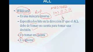 Curso Video CCNA - Access List (ACL)- Que son - Mod. 10. Parte 2/4