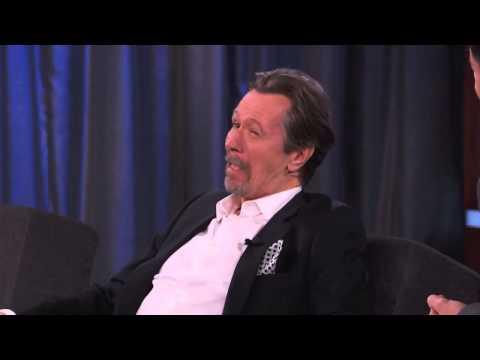 Gary Oldman imitation Robert de Niro