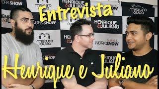 Henrique e Juliano falam do sucesso da carreira e das redes sociais.