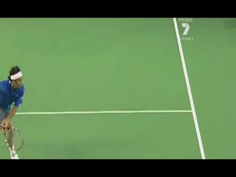 Roger Federer - Prime of Tennis Video