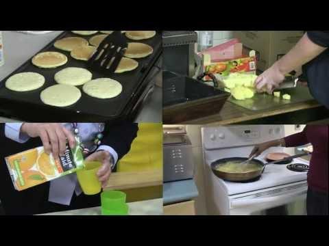 TREB Children's Breakfast Club Program