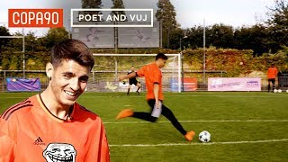 Morata Troll Challenge | Silencing The Haters ft. Poet and Vuj