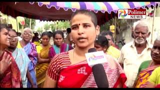 Solvathelam Unmai TV show Impact - Man Comitts suicide | Polimer News