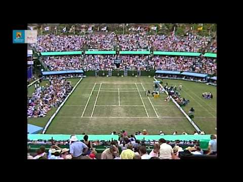 Australian Open Big Mac Legends Interview Series: Martina Navratilova