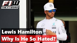 Why Is Lewis Hamilton So Hated?