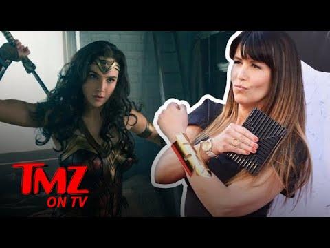 James Cameron Vs. Wonder Woman Director Patty Jenkins | TMZ TV