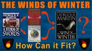 How Can The Winds of Winter fit into The Winds of Winter?