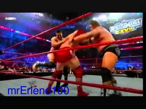 WWE Royal Rumble 2011 Highlights