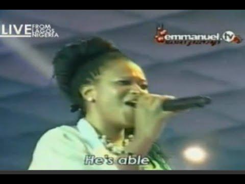 Scoan 28 12 14: He Is Able By Emmanuel Tv Singers video