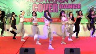 160227 Begging Me cover 4Minute - Hate @Mega Plaza Cover Dance (Audition)