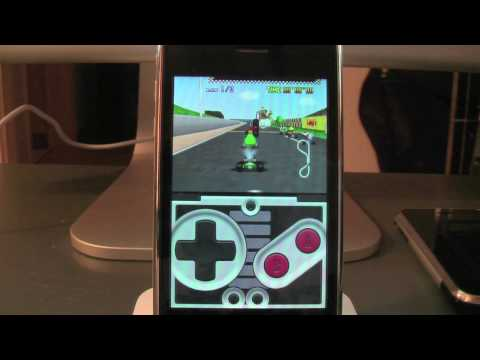: How To Get Mario Kart 64 IPhone,iPod Touch,iPad IOS 5 And Below