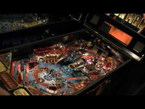 Stern Iron Man Pinball - Gameplay Pt. 1 (Killer first ball!!!)